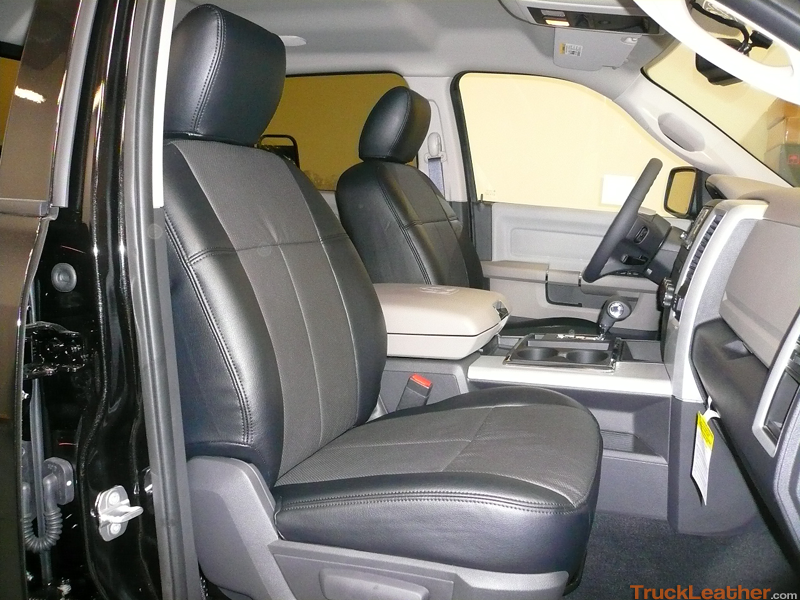 How To Install Seat Covers For Dodge Ram 2011